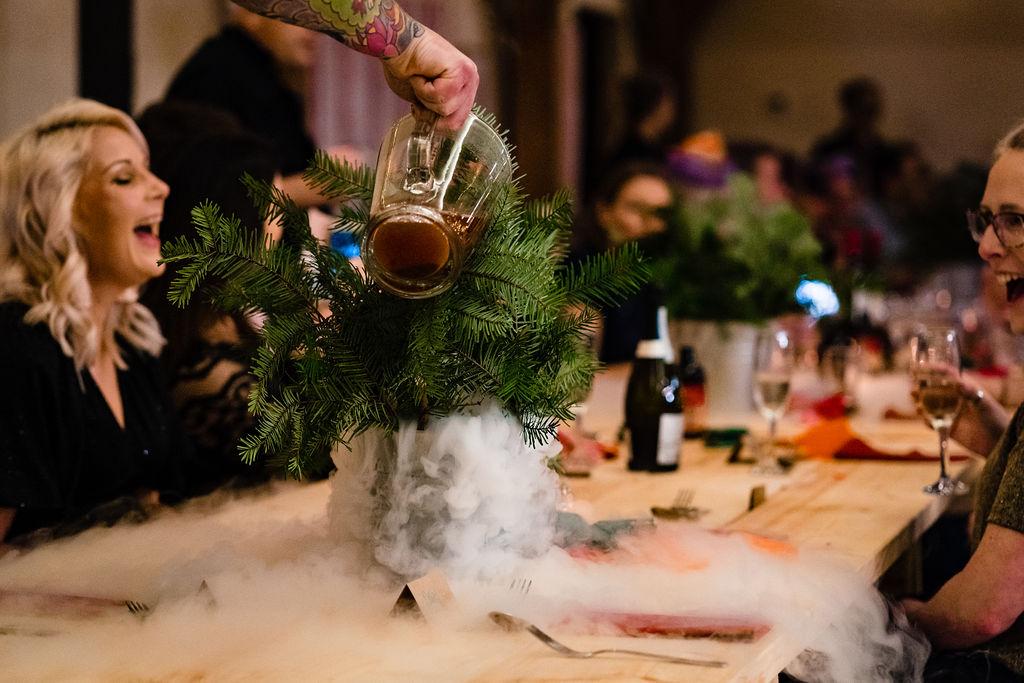 Christmas cheer at Froginwell Vineyard