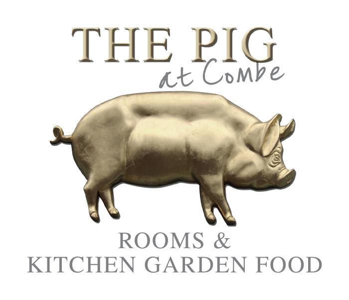The Pig –at Combe logo
